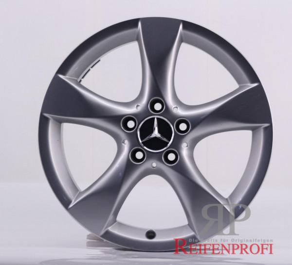 "Original Mercedes A-Klasse W169 B-Klasse W245 A2464010502 Einzelfelge 17"" MT85"