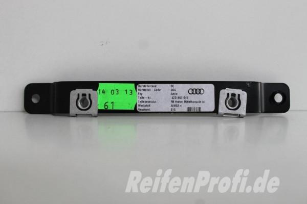 Original Audi R8 Halter für Mitteltunnel GT Spyder V10 V8 420863615 TL14