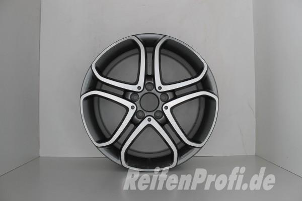 Original Mercedes W212 E-Klasse Einzelfelge A2124016302 18 Zoll PE556