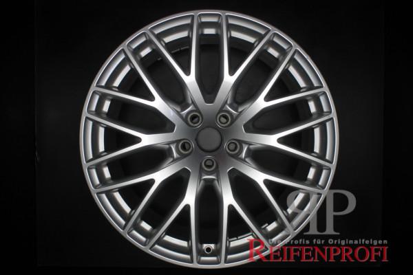 Original Audi Q7 4M TDI S line 4M0601025Q Einzelfelge 20 Zoll 1235-C4