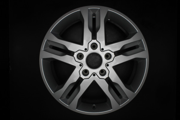 Original Mercedes G-Klasse W463 A4634012502 Einzelfelge 18 Zoll 1229-C3