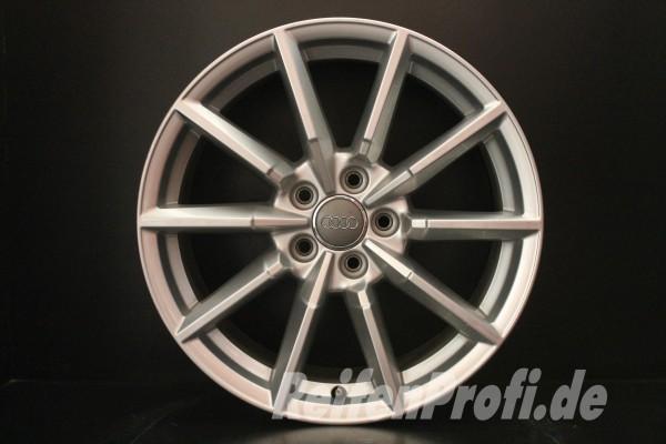 Original Audi TT TTS 8S S Line 8S0601025C Felgen Satz 18 Zoll NT