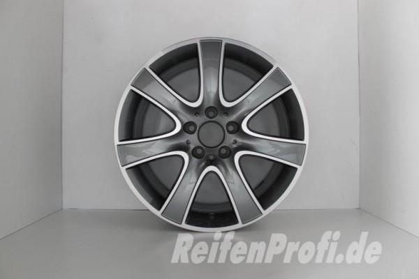 Original Mercedes W222 S-Klasse Einzelfelge A2224011102 18 Zoll 408-D7