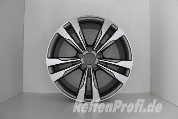Original Mercedes CLS-Klasse W218 A2184012602 Einzelfelge 19 Zoll PE452 376-B