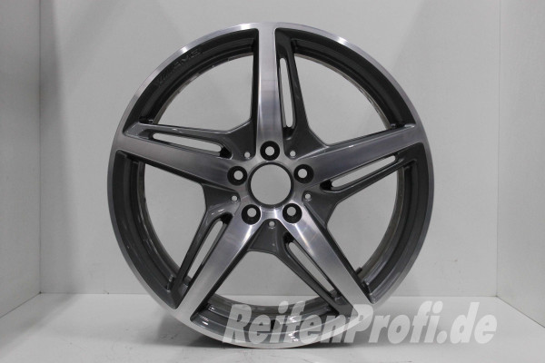Original Mercedes AMG GT S C190 A1904010100 Einzelfelge 19 Zoll 270-DE7