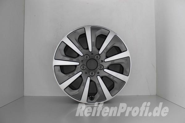 Original Mercedes S-Klasse W222/V222 A2224010802 Einzelfelge 17 Zoll PE401 390-B