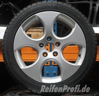 Original VW Golf 5 6 1K 5K GTI 1K0601025BB Winterräder Denver 17 Zoll 300-C