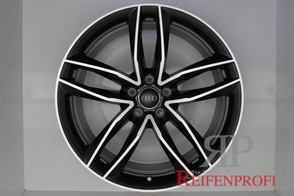 Original Audi A5 8T S5 Cabrio Felgen Satz 8T0601025DF/DG 20 Zoll 859-A2