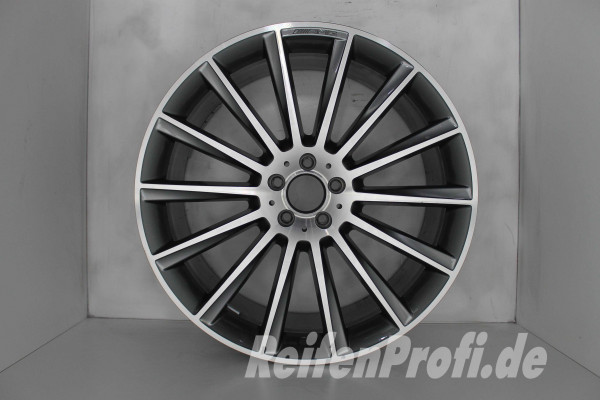 Original Mercedes AMG GLE-Klasse W292 A2924011800 Einzelfelge 22 Zoll 898-E2