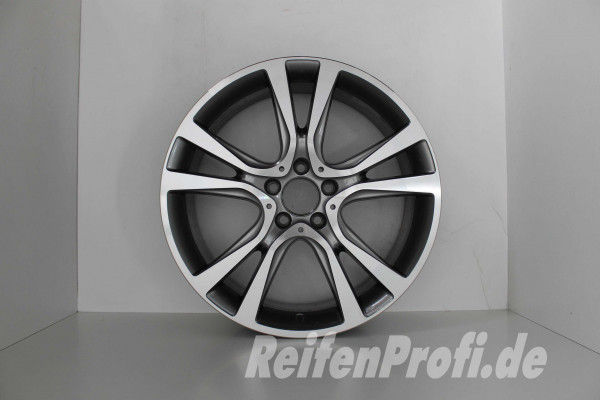Original Mercedes W207 E-Klasse Einzelfelge A2074011902 19 Zoll PE307 388-B