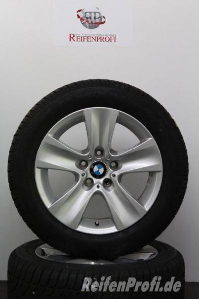 "Original BMW 5er 6er F10 F11 F12 F13 6790172 Styling 327 Winterräder 17"" 205-B2"