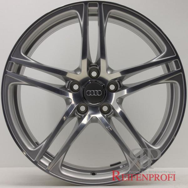 Original Audi R8 V8 V10 420 19 Zoll Einzelfelge Vorderachse 8,5x19 ET42 WIE NEU