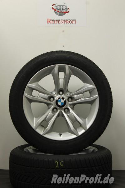 Original BMW X1 E84 6789142-13 Styling 319 Winterräder 17 Zoll 1291-B
