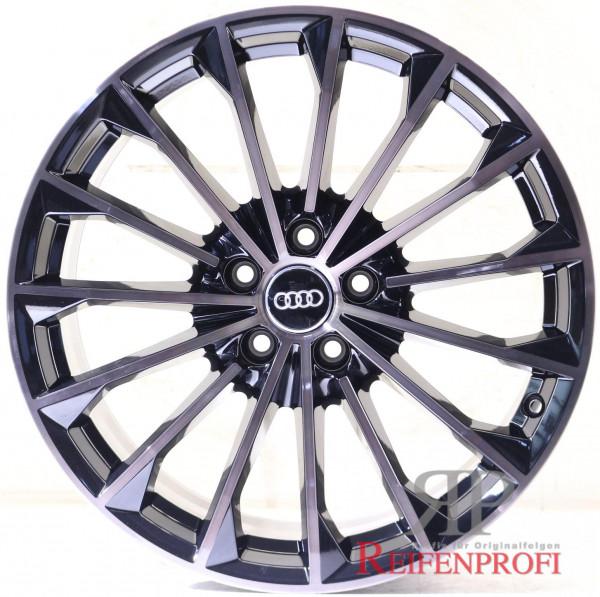 Original Audi A8 4N 19 Zoll Felgen Satz 9x19 ET34 A4 A6 A7 Q5 Q3 Q2 EXCLUSIVE RAD 305-A4