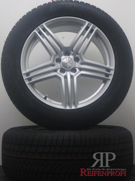 Audi Q8 4M 4L 20 Zoll Winterräder Wintersatz 9x20 ET20 Silber NEU