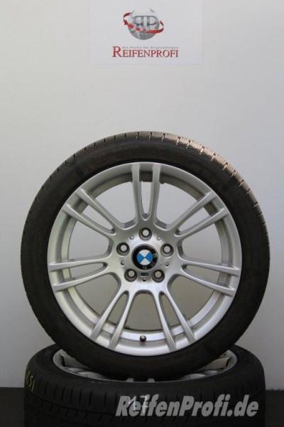 Original BMW 1er M Coupe M3 3er Winterräder 2283905 Styl. M270 18 Zoll 233-C
