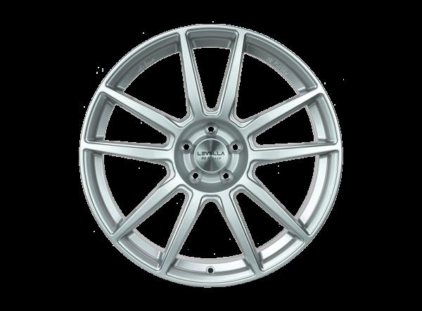 Audi Q7 SQ7 4M 4L SUV 20 Zoll Felgen Satz Levella RZ1 8,5x20 ET30 Silber