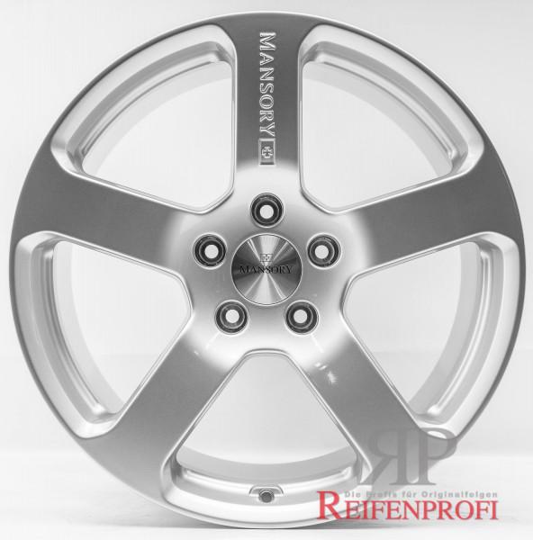 Porsche 911 Turbo 4S Mansory C5 20 Zoll Felgen Satz 8,5J&11x20 Silber NEU