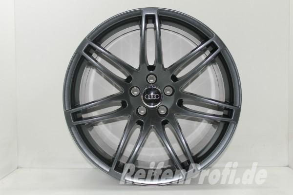 Original Audi A5 S5 RS4 8T Sportback 8T0601025CM/DE 20 Zoll Felgen Satz 657-A4