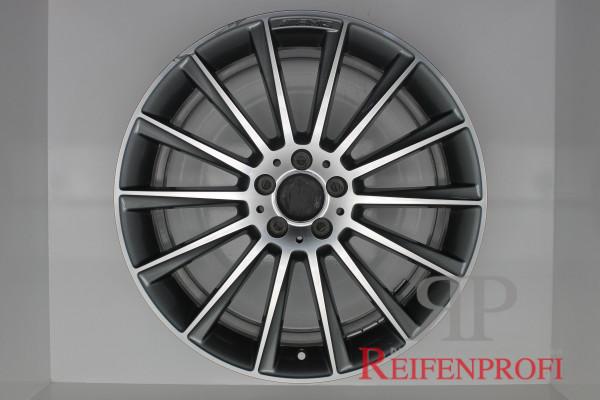Original Mercedes S-Klasse AMG W222 A2224010400 Einzelfelge 20 Zoll 505,2-E1