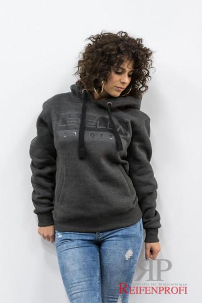 Levella Hoodie Dark Grey