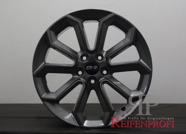 CMS C20 Mercedes Audi VW Seat Skoda 8x18 ET35 5x112 18 Zoll Einzelfelge 817-D