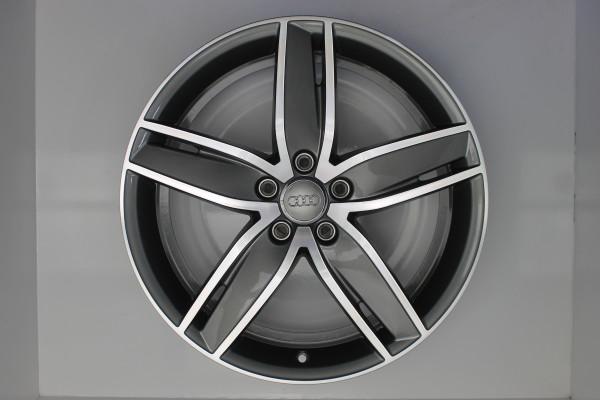 Original Audi A3 S3 8V Sportback S line 8V0601025AS Felgen Satz 19 Zoll