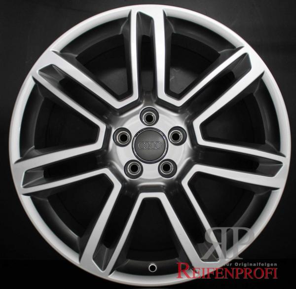 Original Audi RS7 S7 A7 20 Zoll 4G0601025AP Einzelfelge 20 Zoll 409-D3