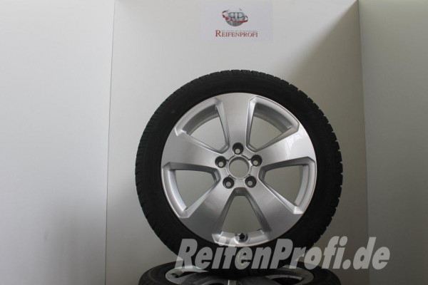 Original Audi A3 S3 8V Sportback S line 8V0601025C Winterräder 17 Zoll 410-C
