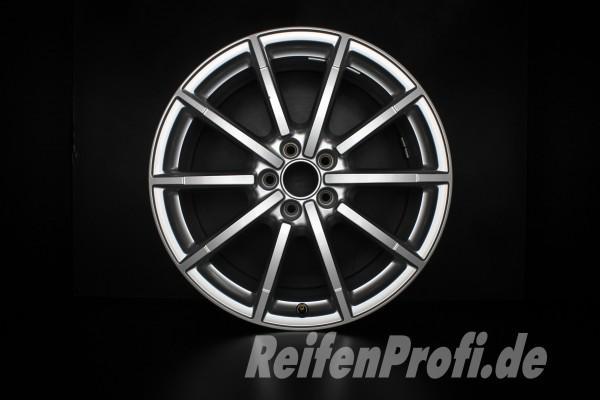 Original Audi A6 S6 4G 4G9 Allroad S-Line 4G9601025H Einzelfelge 19 Zoll 394-BE