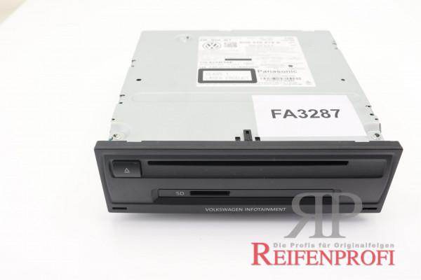 Zentralrechner Multimedia Navigation SD MMI Original VW Golf 5G0035819A NEU