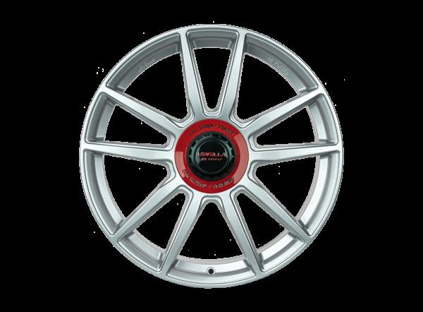 Audi A7 4K F2 Sportback 20 Zoll Felgen Satz Levella RZ1 ZV 8,5x20 ET30 Silber