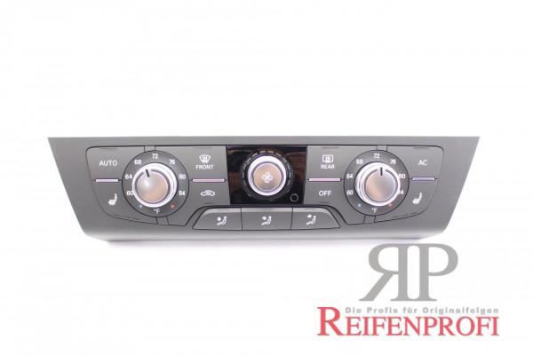 Original Audi A6 S6 4G C7 4G0820043AH Bedienung Anzeigeeinheit Klimaanlage NEU