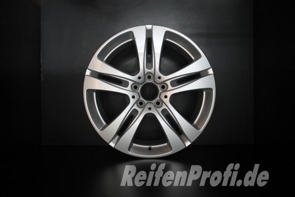 Original Mercedes W222 S-Klasse Einzelfelge A2224013400 18 Zoll 497-C