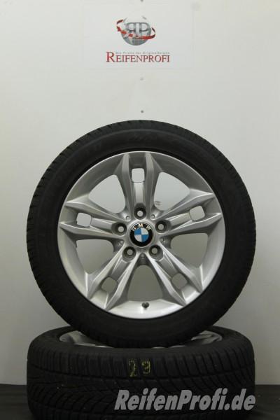 Original BMW X1 E84 6789142-13 Styling 319 Winterräder 17 Zoll 1292-B