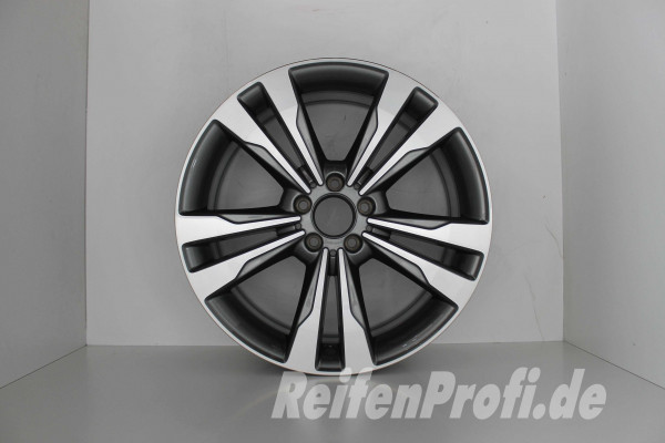 Original Mercedes W222 S-Klasse Einzelfelge A2224011302 19 Zoll PE388 377-B