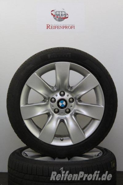 Original BMW 7er F01 F02 F04 5er F07 19 Zoll Winterräder 6775390 Styling 251 457-D