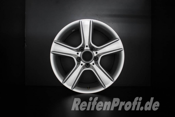 """Original Mercedes C-Klasse W204 A2044010400 Einzelfelge Prosperpina 17"""" 444-C"""