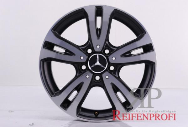Original Mercedes A/B-Klasse W246 A2464010000 Einzelfelge 16 Zoll MT26