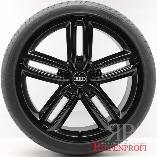 Original Audi A6 4G 4G9 C7 Allroad 20 Zoll 4G9601025B/G Winterräder SM