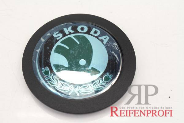 Original Skoda Emblem Logo Zeichen 47103940 NEU