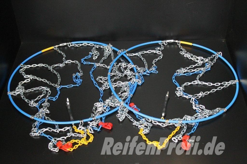 Audi 4F0091365 Schneeketten-Satz Basis-Klasse f/ür 225//55 R16-215//55 R17-225//50 R17-225//45 R17-225//45 R18-225//50 R18