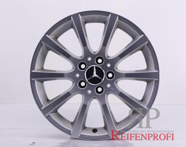 Original Mercedes SLK-Klasse W172 A1724010302 Einzelfelge 17 Zoll MT21