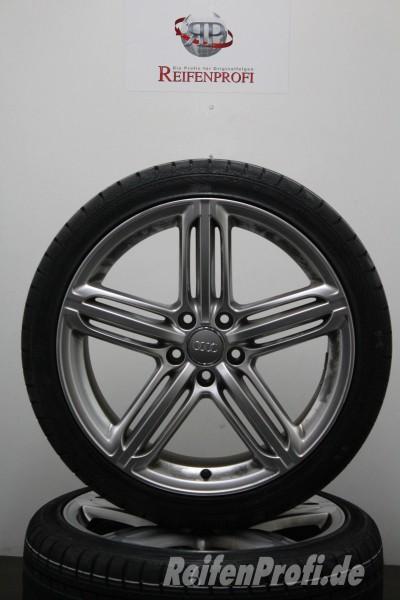 Original Audi A4 S4 8K 8K0601025CM Sommerräder 19 Zoll 1142-D