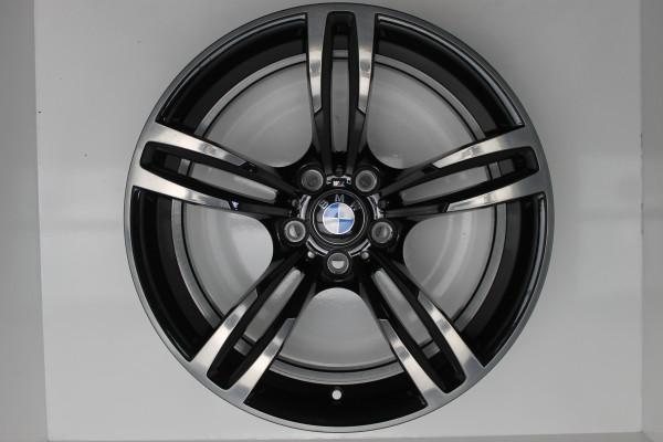 Original BMW 2er F87 M2 3er F80 M3 4er F82 M4 Felgen Satz 2284550-551 Styling 437 19 Zoll 264-B1