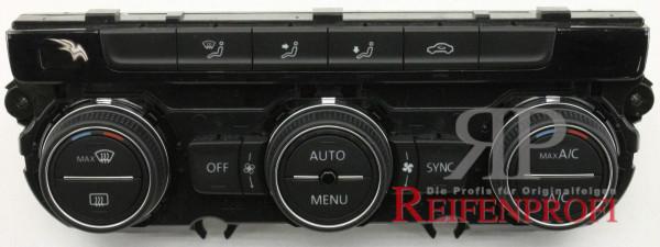 Bedienung Anzeigeeinheit Klimaanlage Original VW Golf ab 2013 5G0907044AF NEU
