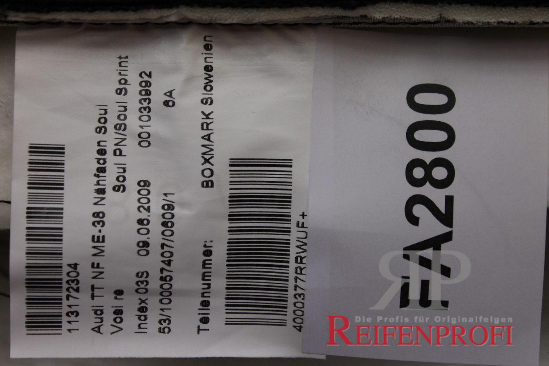 toimitilaa.fi Spurplatten Typ 8J H&R ABE Spurverbreiterung 10/24 ...