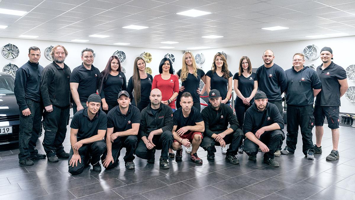 Ihr Reifenhändler Heilbronn Team