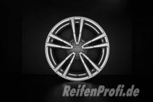 Original Audi A1 8X S Line 8X0601025BR 17 Zoll Felgen Satz 690-B2