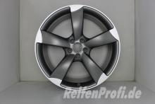 Original Audi A8 4H0601025BA/AT Rotor Felgen Satz 21 Zoll 410-A3